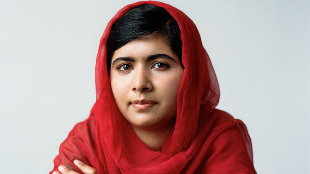 Malala Yousafzai channels her global support into a movement